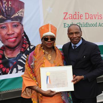 Zadie Davis Academy